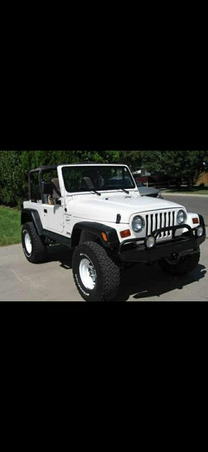 I'm looking for a jeep wrangler from 95 to 2000 if you have any for sale let me know for Sale in Annandale, VA