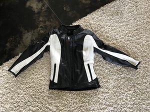 Bilt - Ladies Leather Motorcycle Jacket (BRAND NEW) for Sale in Baton Rouge, LA