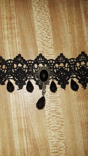 Victorian style black choker for Sale in Los Angeles, CA