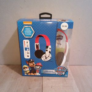 Paw Patrol Headphones for Sale in Greenbelt, MD