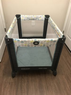 Graco pack and play for Sale in Durham, NC