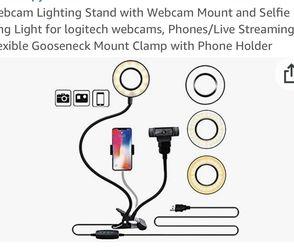 Webcam Lighting ! New for Sale in Mundelein,  IL