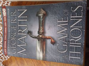 Game of thrones book#1 for Sale in Tacoma, WA