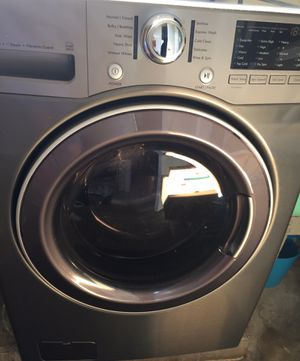 LG front load washer and dryer for Sale in Pittsburgh, PA