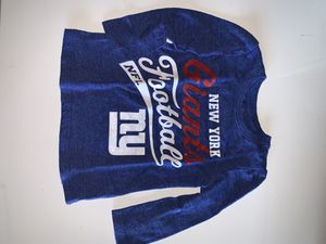 Ny giants shirt 12-18 months for Sale in Killeen, TX