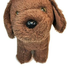 """AMERICAN GIRL DOLL PET CHOCOLATE CHIP BROWN LABRADOR PUPPY DOG LAB """" for Sale in Miami, FL"""