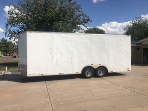 Enclosed Car Trailer for Sale in Gilbert, AZ