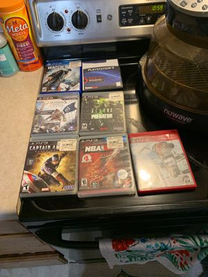 Ps3 and ps4 for Sale in Lakewood, CO
