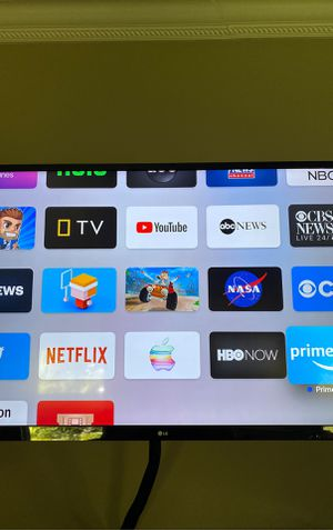 """4K TV LG 43"""" for Sale in Coconut Creek, FL"""