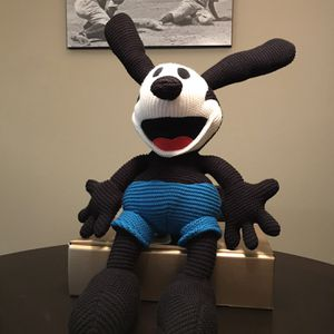 Oswald the Rabbit Plush for Sale in Riverside, CA