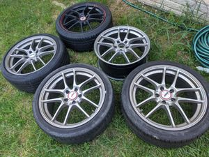 18x8 TSW 5x112 Wheels for Sale in Laurel, MD