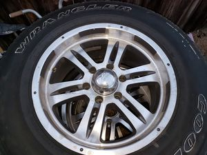 """American racing off road rims """"18"""" for Sale in Westminster, CO"""