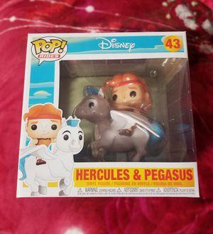 Hercules & Pegasus Funko Pop Disney for Sale in Fresno, CA