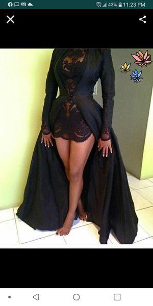 Maxie Coat an dress ( Prom) for Sale in Pompano Beach, FL