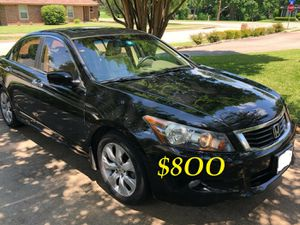🍁🔥$8OO URGENT I sell my family car 2OO9 Honda Accord Sedan V6 EX-L 𝓹𝓸𝔀𝓮𝓻 𝓢𝓽𝓪𝓻𝓽 Runs and drives very smooth🍁🔥 for Sale in Jersey City, NJ