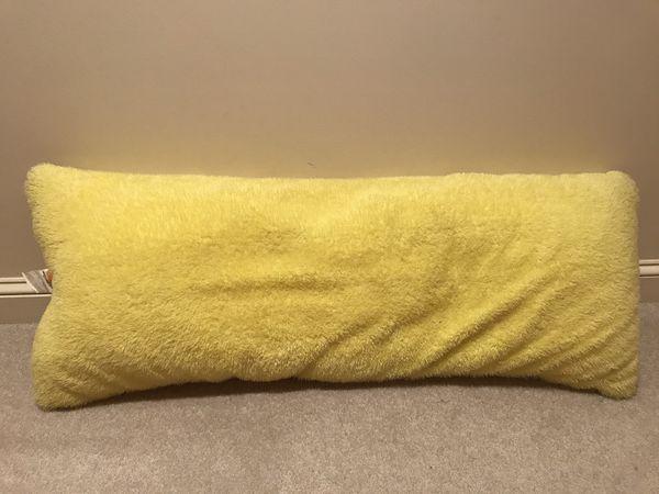 Spongebob Body Pillow Plushie