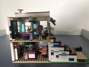 Lego friends popstar house for Sale in Tacoma, WA