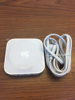 Apple Airport Express A1392 Wireless WiFi Router 2nd Generation for Sale in Elgin, IL