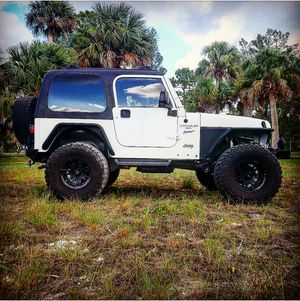 1998 jeep wrangler tj for Sale in Hernando Beach, FL