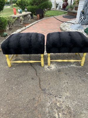Ottoman foot rests for Sale in Queens, NY