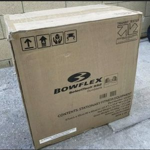Brand New Bowflex Selecttech 552 Adjustable Dumbbell Set for Sale in Los Angeles, CA