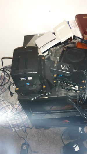 Miscellaneous computer stuff drives data/idea cable apters for Sale in Columbus, OH
