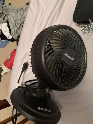Oscillating desk fan for Sale in Dublin, OH