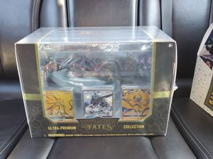 Hidden Fates Ultra Premium Collection Pokemon Box for Sale in Rutherford, NJ