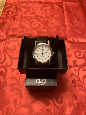 NEW in box - Unisex watch by Q and Q Japan for Sale in Las Vegas, NV