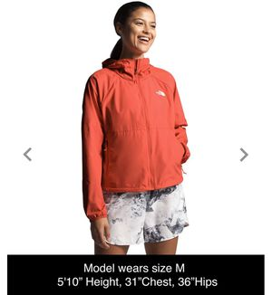 The North Face Cayenne Red lightweight jacket! for Sale in Bedford, OH