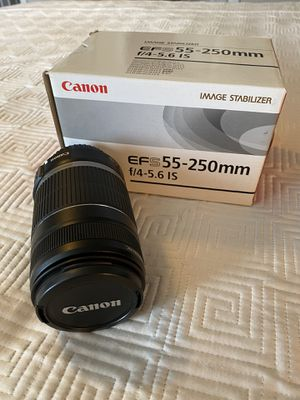 Canon EF-S 55-25mm f/4-5.6 IS Zoom Lens for Sale in Denver, CO