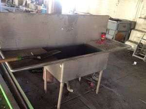 Commercial 16 gauge sink for Sale in St. Louis, MO