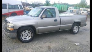 2001 Chevy Silverado v6 290k Hwy miles runs and drives!!@ for Sale in Marlow Heights, MD