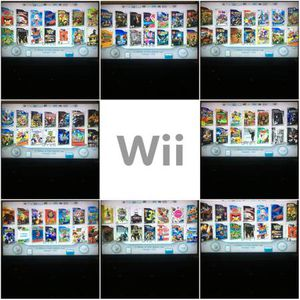 Modded Nintendo Wii ( Hacked Wii, Jailbroken Wii, Custom Firmware Wii) for Sale in Los Angeles, CA