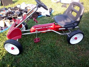 RADIO FLYER PEDAL CAR for Sale in US
