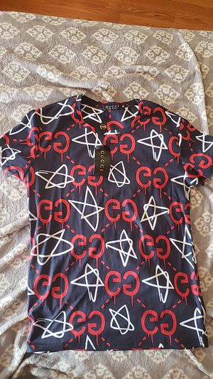 Gucci Ghost star shirt for Sale in Jersey City, NJ