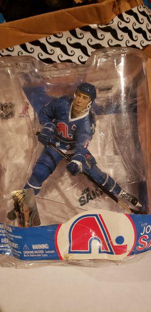 Mcfarlane Joe Sakic action figure in packaging for Sale in Fresno, CA