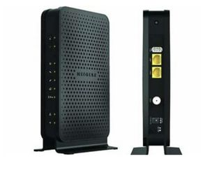 Netgear C3000 router and modem for Sale in Washington,  DC