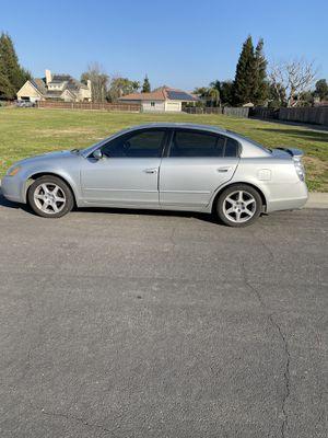 2002 Nissan Altima for Sale in Kingsburg, CA
