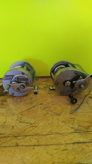 Fishing reels for Sale in Des Plaines, IL