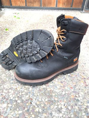 Work boots used only a few times basically brand new for Sale in San Jose, CA