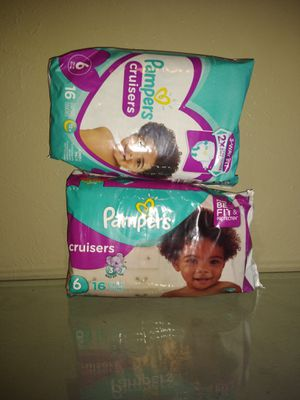 Pampers👼👼 for Sale in Dallas, TX