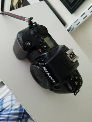 Nikon 35mm FILM Camera for Sale in Miami, FL