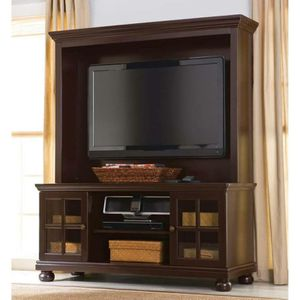 Better Homes & Gardens 50 in. Flat Screen TV Stand with Hutch for Sale in Las Vegas, NV