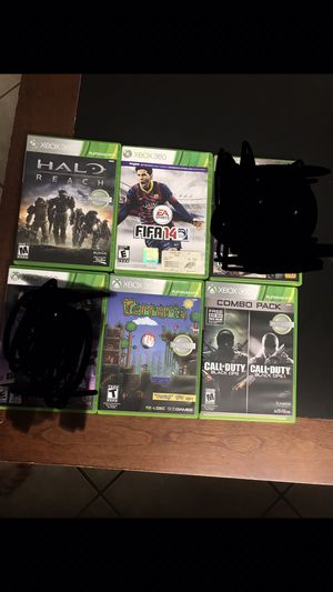 Games for Xbox 360 for Sale in Houston, TX