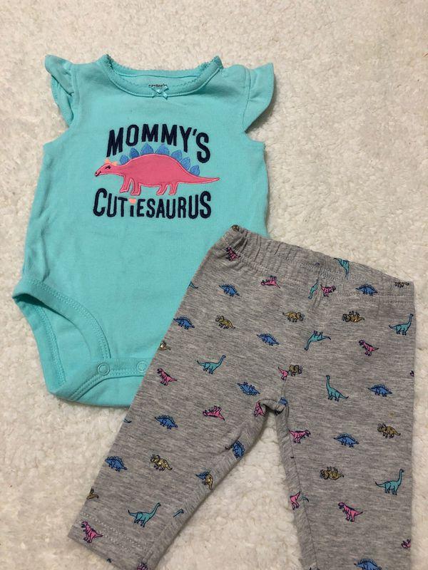 Carter's pant set