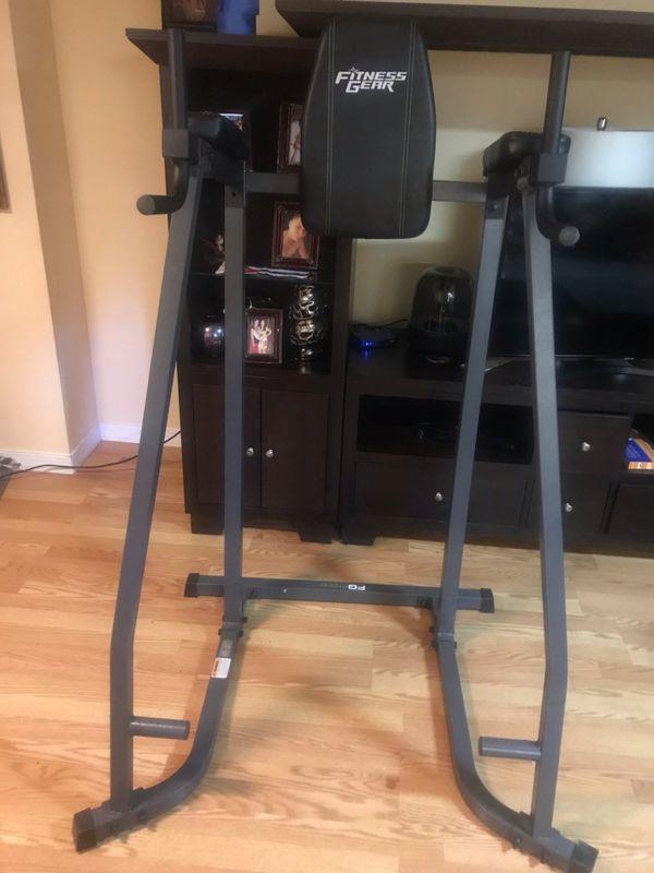 Exercise machine, máquina de hacer ejercicios
