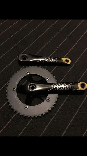 Prime alloy crank 46T for Sale in Los Angeles, CA