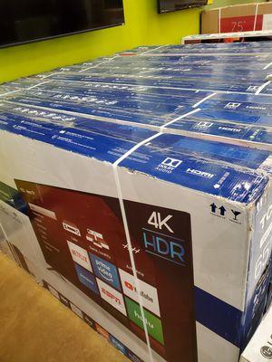 """TCL 65"""" 4K UHD Roku TV for Sale in Pasadena, CA"""