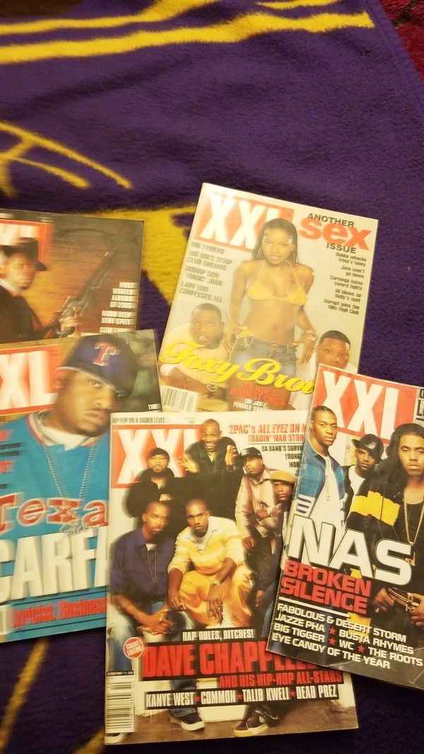 Classic oldschool magazines